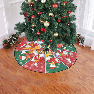 Donald Christmas Tree Skirt