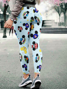 All Hats Disney - Leggings