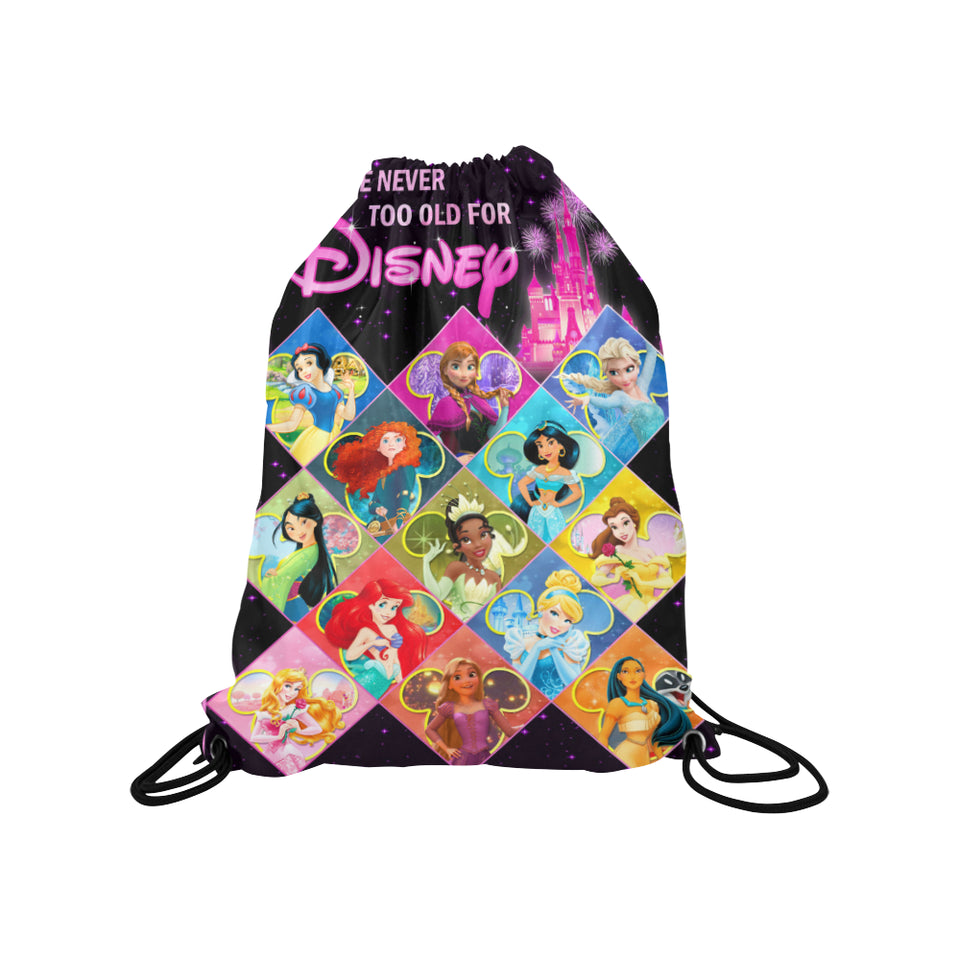 Disney PrincessMedium Drawstring Bag