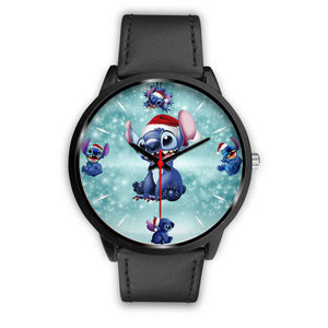 Stitch Christmas Watch