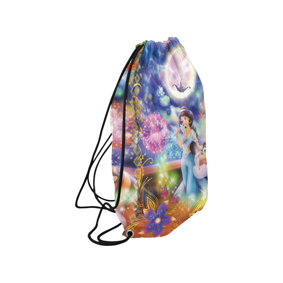 JasmineMedium Drawstring Bag