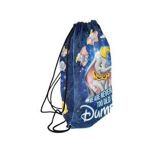 Db Medium Drawstring Bag