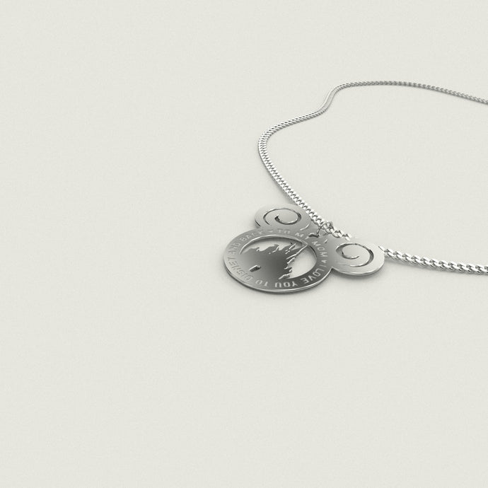 To My Mom - Necklace