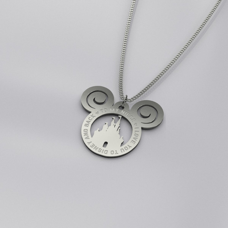 To My Niece - Necklace