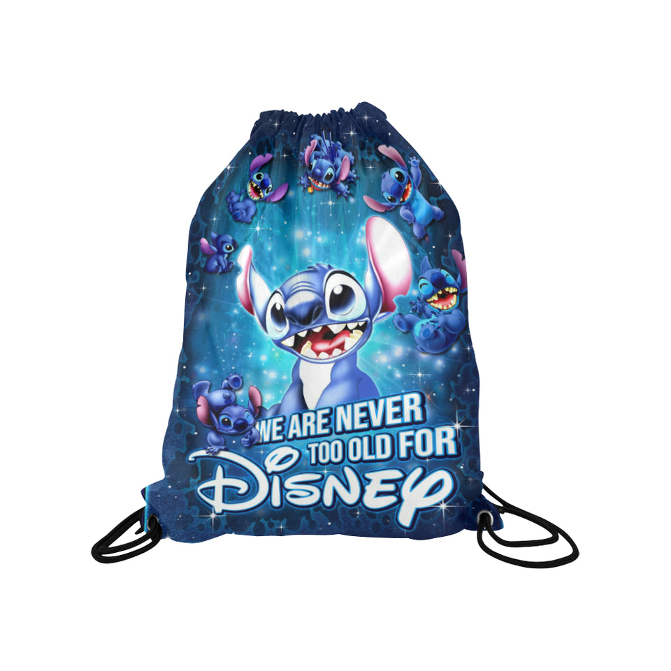Stitch DisneyMedium Drawstring Bag