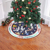 Disney Dogs Christmas Tree Skirt