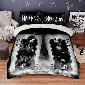 Jack & Sally Premium Bedding Set