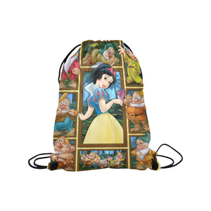 SW & 7D Medium Drawstring Bag