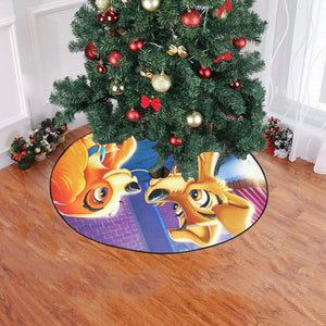 LD&TT Christmas Tree Skirt