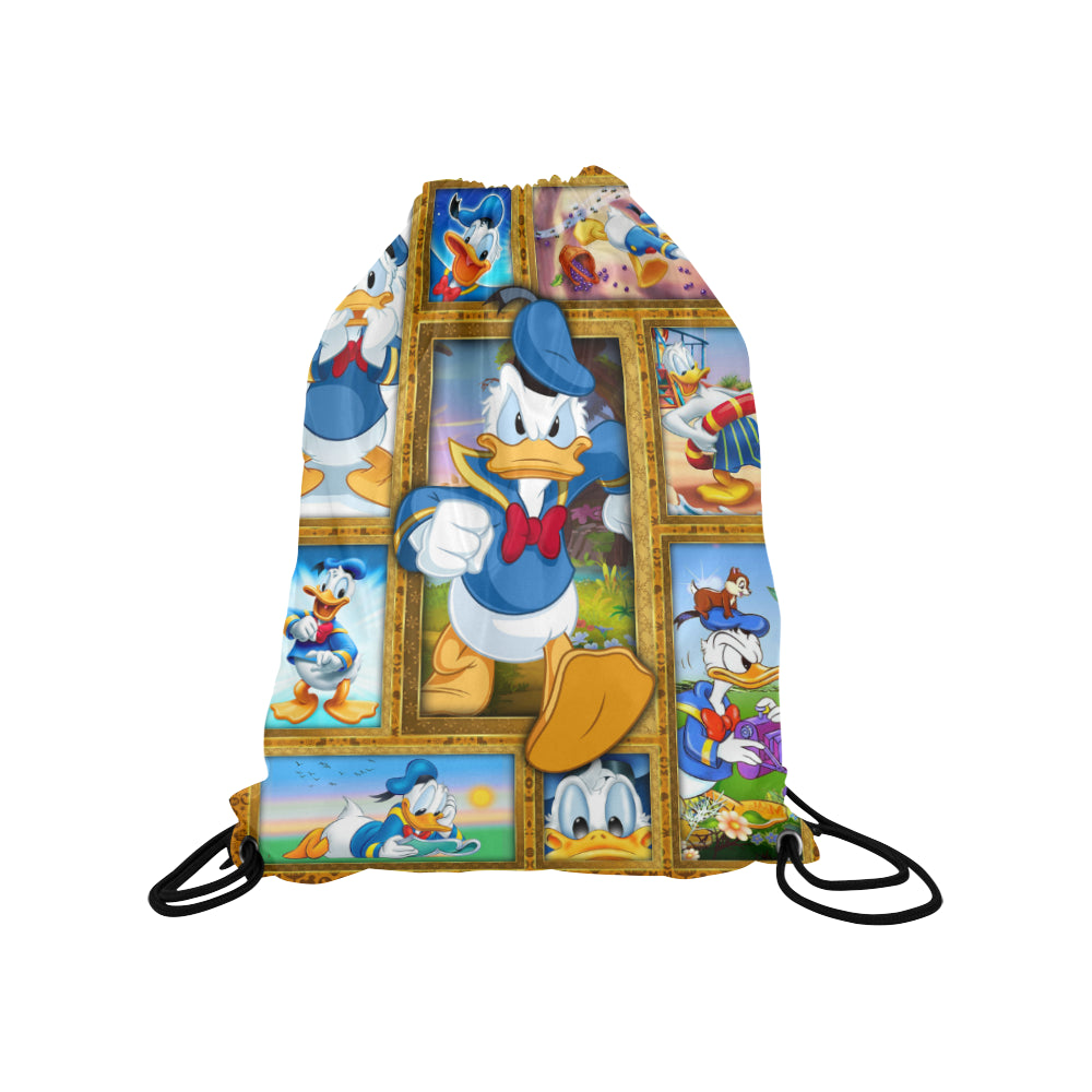 Donald Medium Drawstring Bag