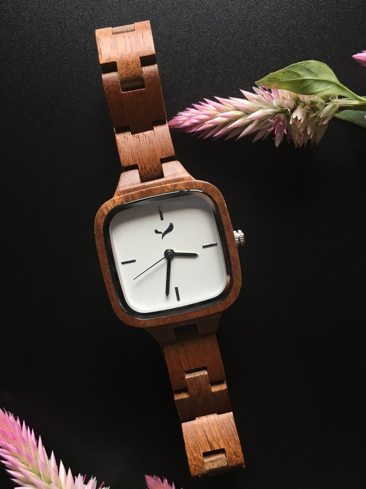 [Wooden Watch] MY DAUGHTER, I LOVE YOU, TO DISNEY AND BACK