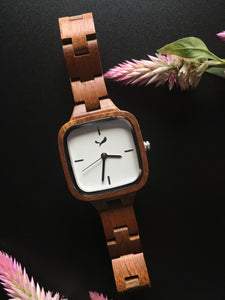 [Wooden Watch] MY GIRLFRIEND, I'LL ALWAYS LOVE YOU