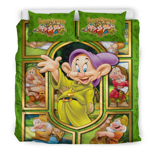 Seven Dwarfs - Bedding Set