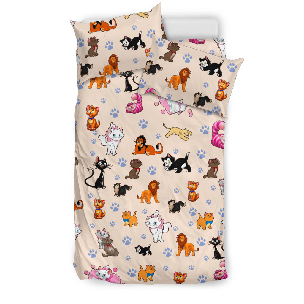 Cats Bedding Set