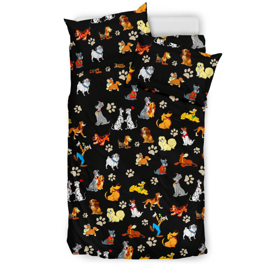 All Disney Dogs - Bedding Set