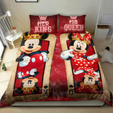 Mk Mn Bedding Set
