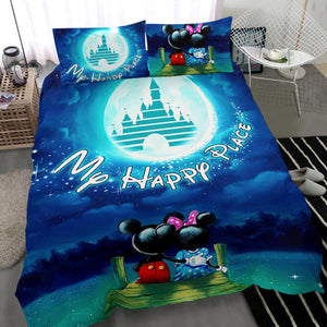 My Happy Place Dn Bedding Set
