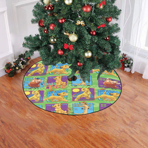 Sb Christmas Tree Skirt