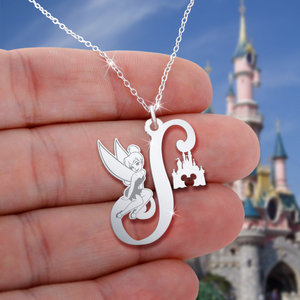 Tinkerbell Necklace  [CORONA UPDATE: SHIPPING TO CANADA & AUSTRALIA IS UNAVAILABLE AT THE MOMENT]
