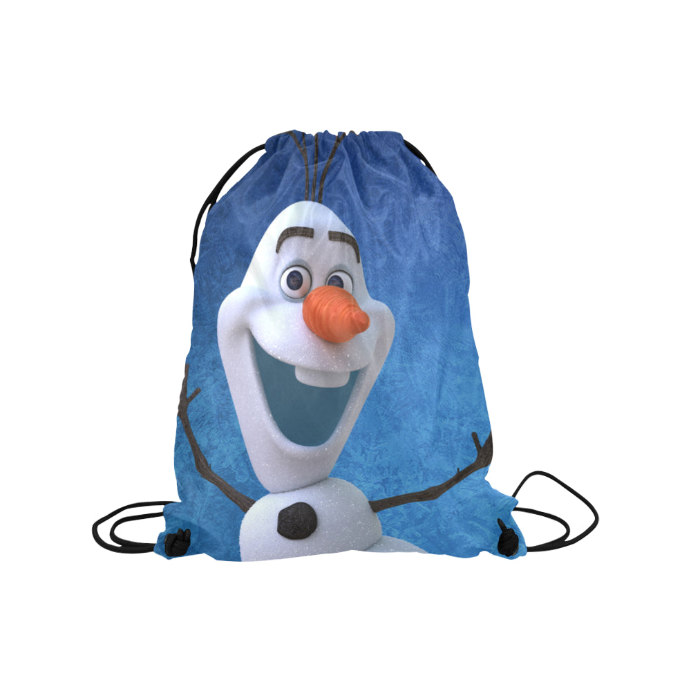 Olaf Medium Drawstring Bag