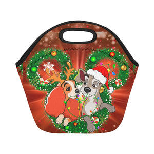 Lady & The Tramp Neoprene Lunch Bag/Small (Model 1669)