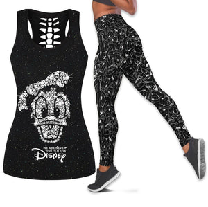 DN Bling Tanktop + Leggings