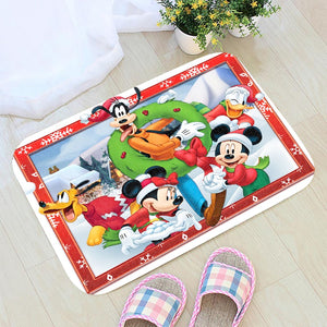 Mk Friends Christmas - Doormat