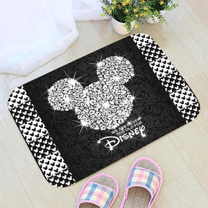 Mk Never Too Old For Disney - Doormat