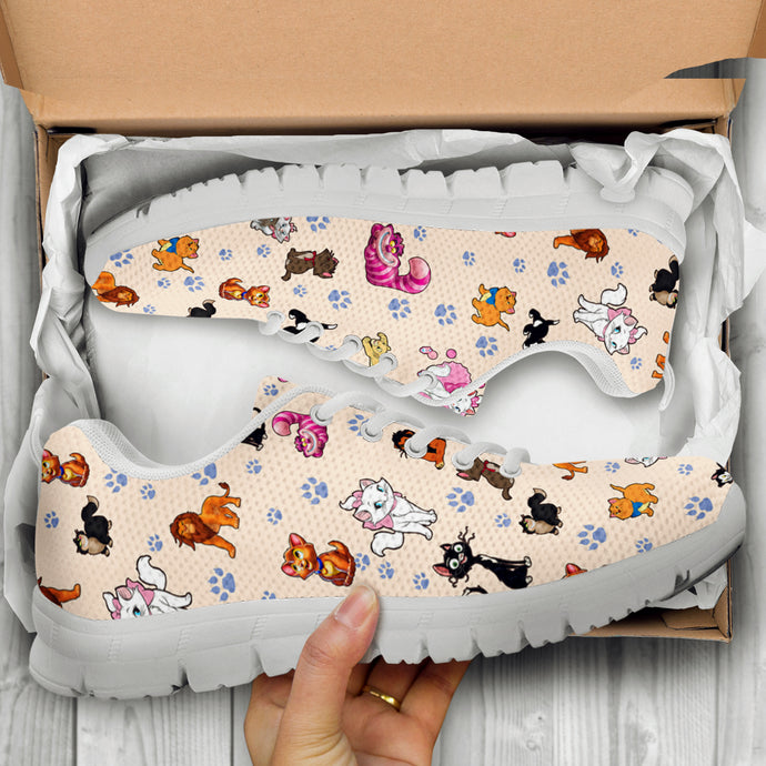 Cats Woman's Sneakers