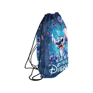 St DisneyMedium Drawstring Bag