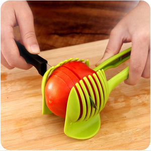 Handheld Circular Fruit Slicer