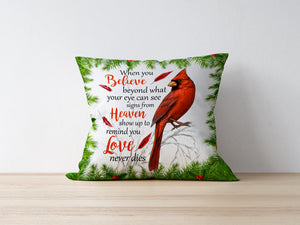 [GA] Pillow Cardinals Appear