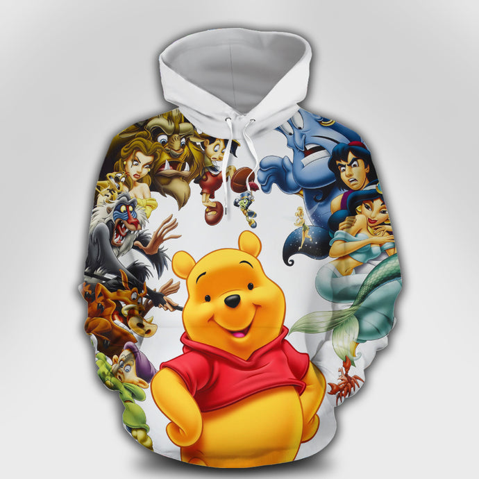 Po CHARACTER HOODIE