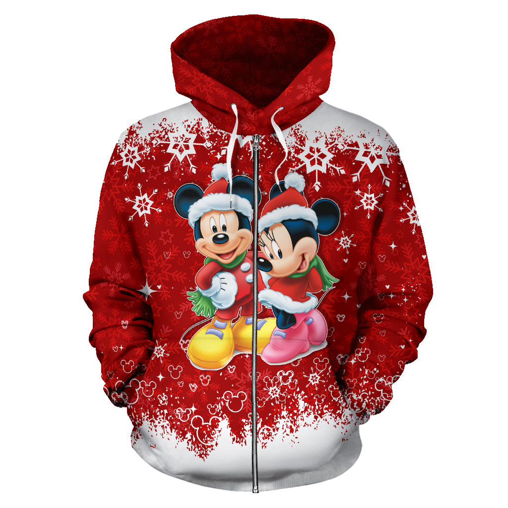 Mickey Minnie Christmas