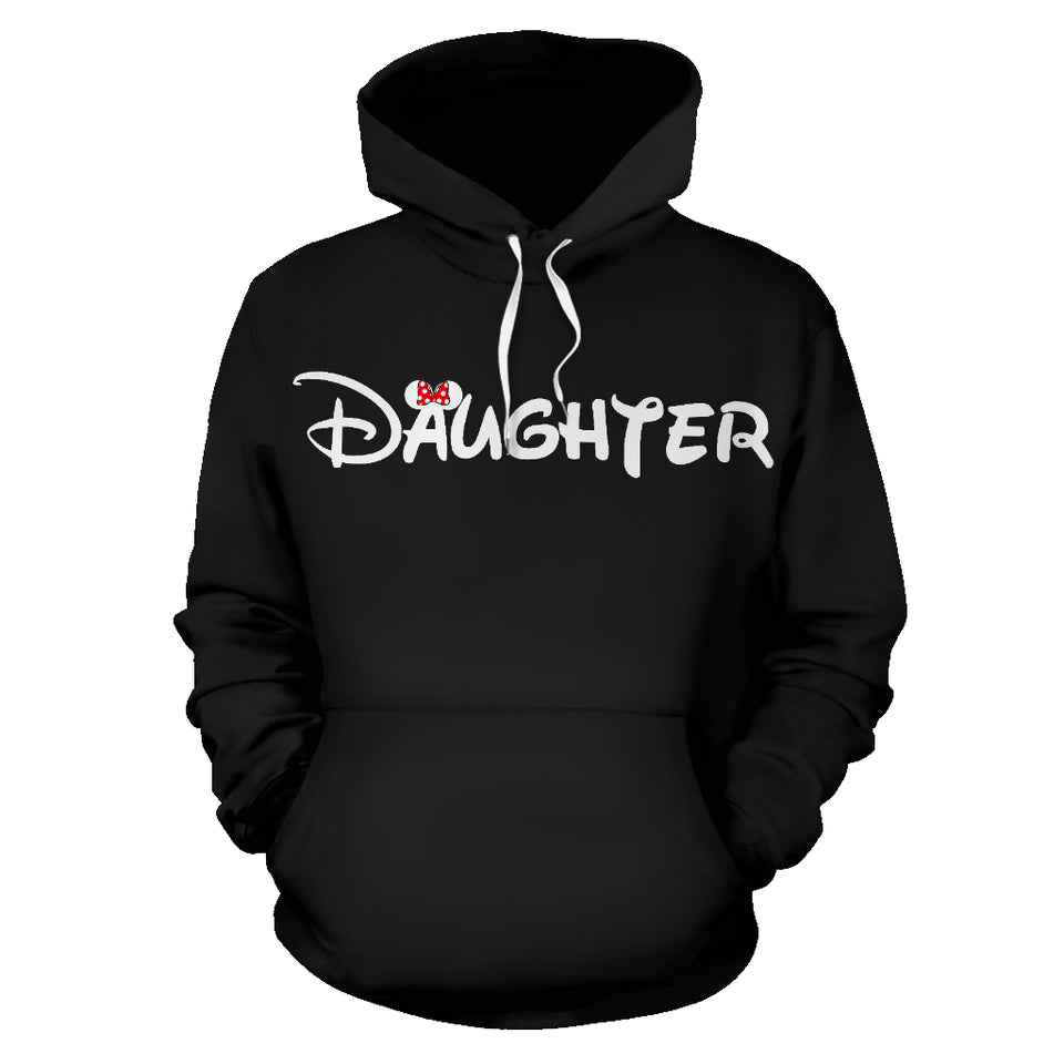 Daughter Mickey Hoodie