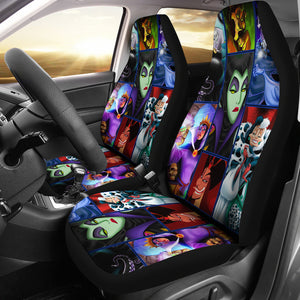 Villains Disney Car Seat Covers
