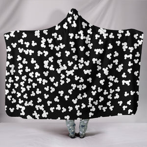 Shape Hooded Blanket