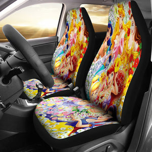 DN Princesses Car Seat Covers