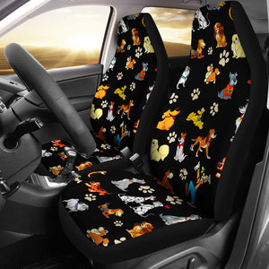 Disney Dogs Car Seat Covers