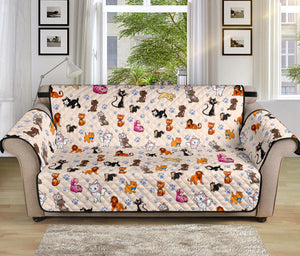 Disney Cats - Sofa
