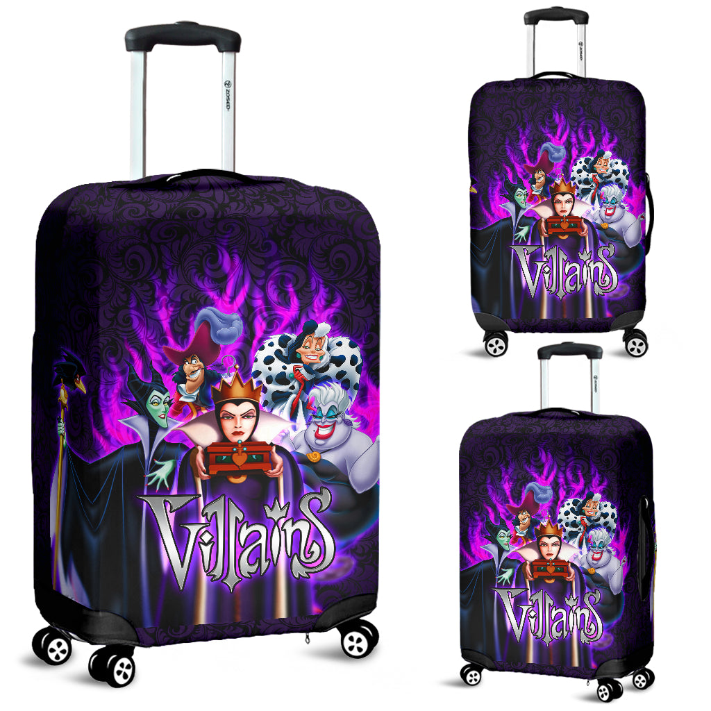 DN Vlains Luggage Covers