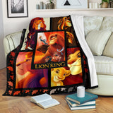 Lion King - Blanket