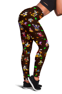 [Express Line Product+ 12$] Disney Halloween Women's Leggings