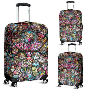 Awesome Luggage Cover