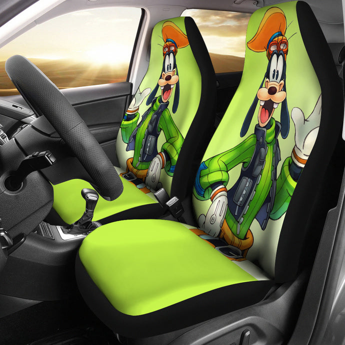 Goofy - Car Seat Cover