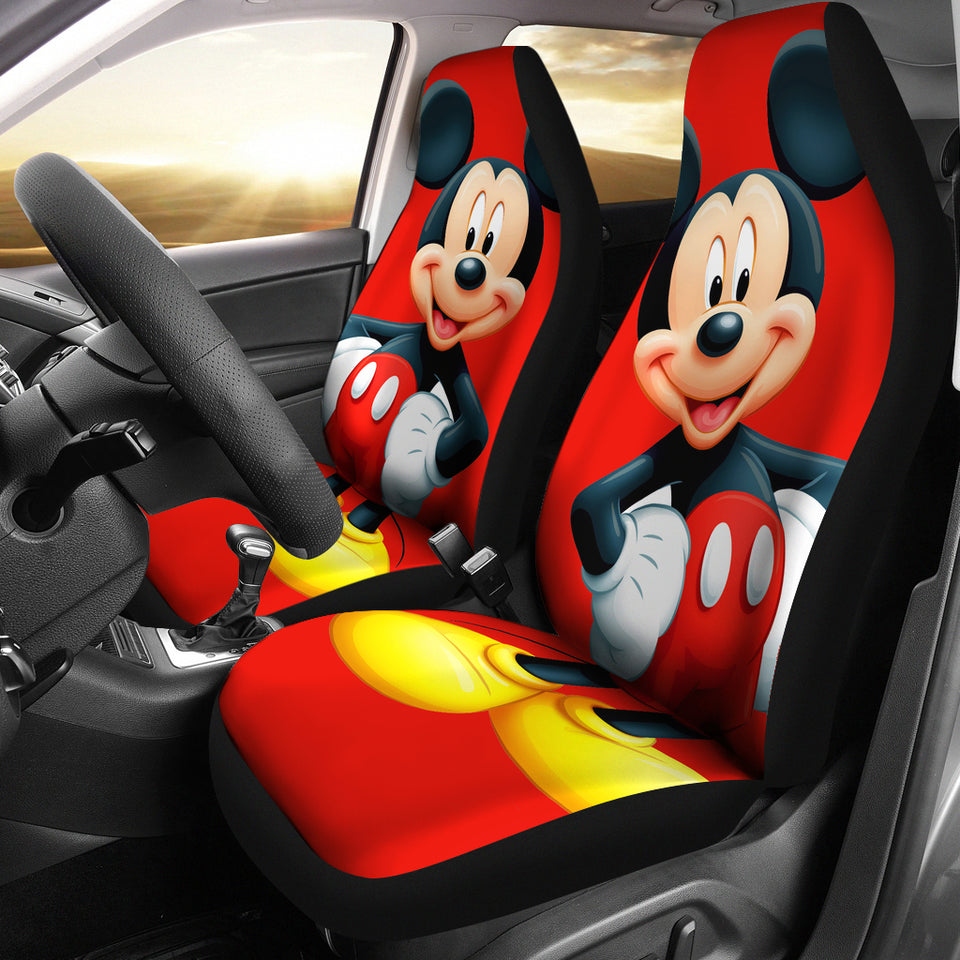 MK Red - Car Seat Cover