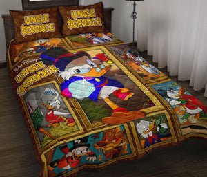 Disney Quilt Bed Set