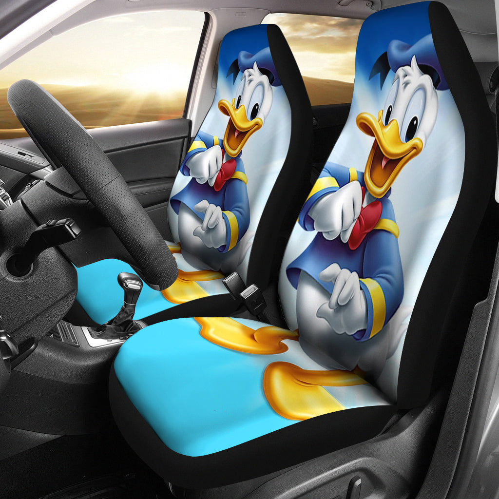Donald Duck Car Seat Covers