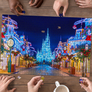 Dn Castle Wooden Jigsaw Puzzle