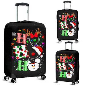 Ho Ho Ho Christmas Luggage Covers